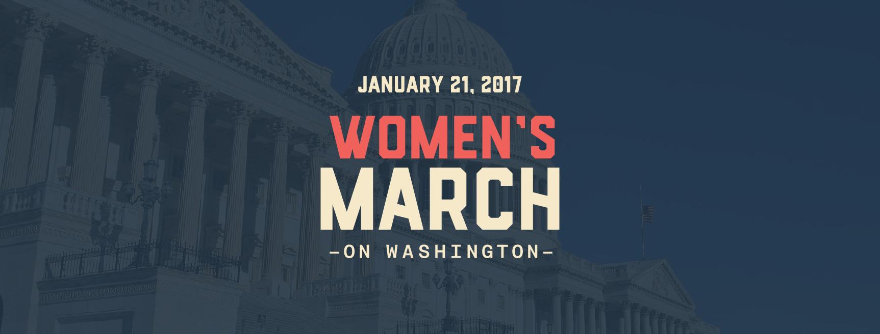 slider women's march on Washington