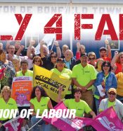 Rally for Fairness in Bonfield