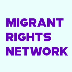 Migrant Rights Network logo