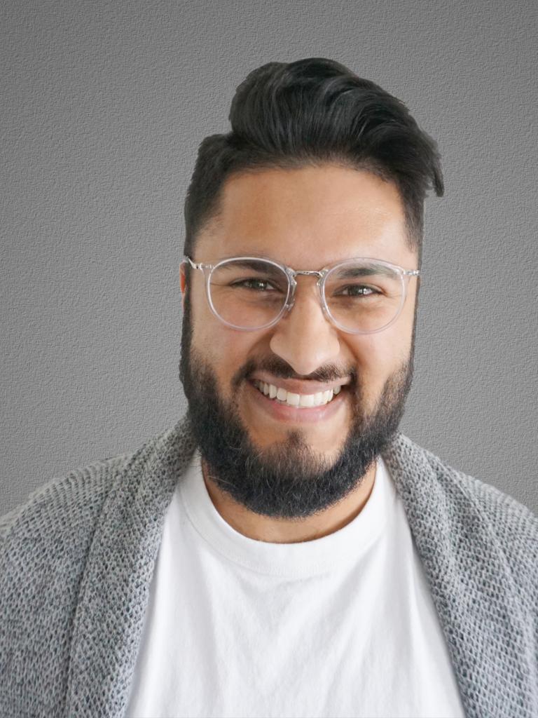 Headshot of Munib Sajjad