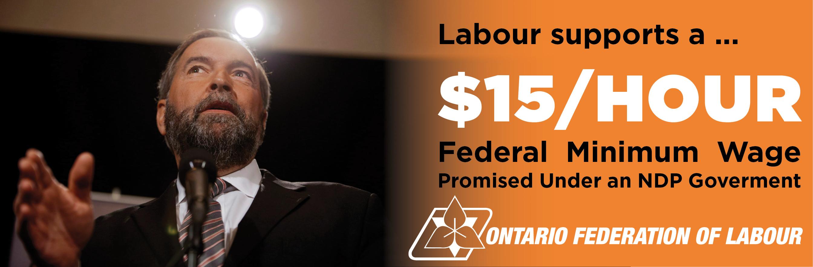NDP-$15MinimumWage