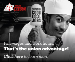 Ontario's Union Advantage